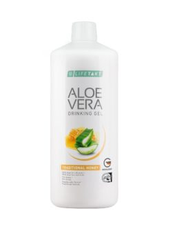 Aloe Vera Drinking Gel Traditionell mit Honig