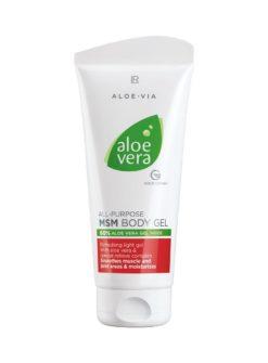 Aloe Vera Multifunktionales MSM Körper Gel
