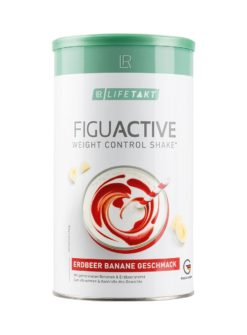 Figu Active Shake Erdbeer Banane Geschmack