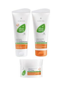 Aloe Vera Nutri-Repair Haarpflege-Set
