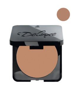 Deluxe Perfect Smooth Compact Foundation Dark Beige