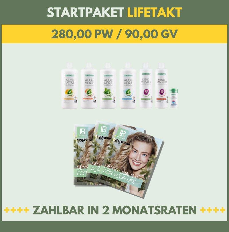 LR STARTERPAKET LIFETAKT