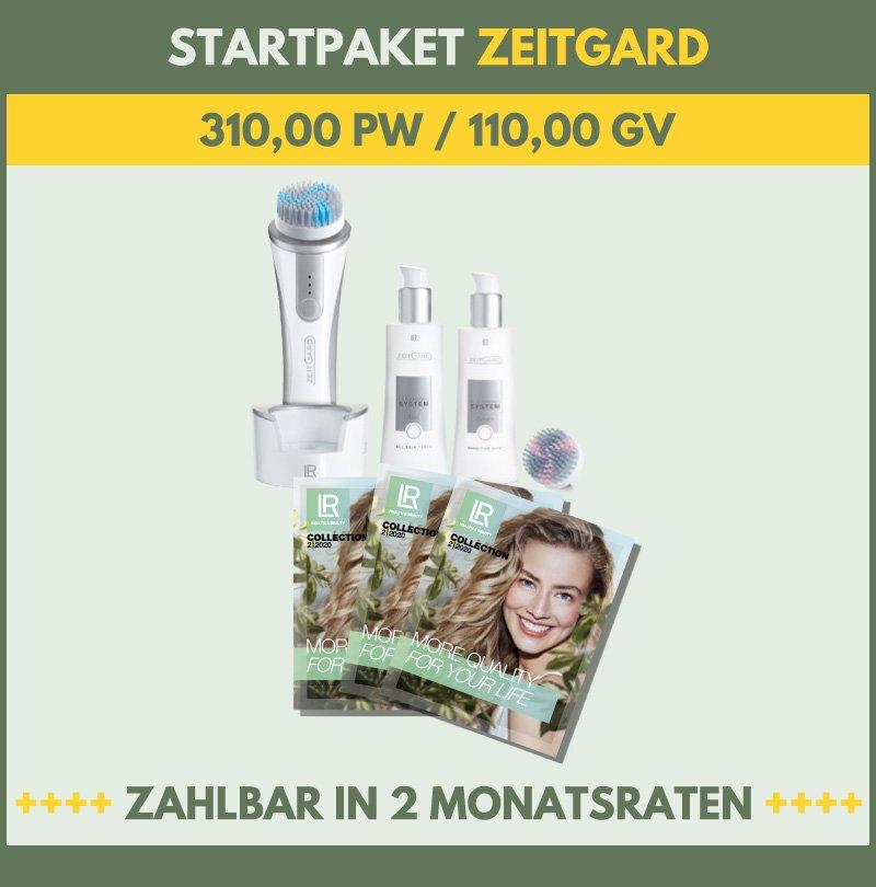 STARTERPAKET ZEITGARD
